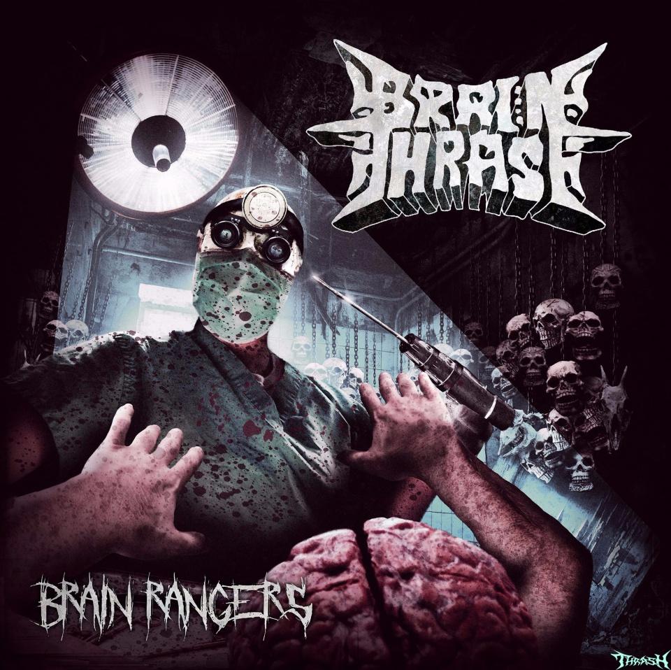BRAINTHRASH - Brain Rangers # 2017