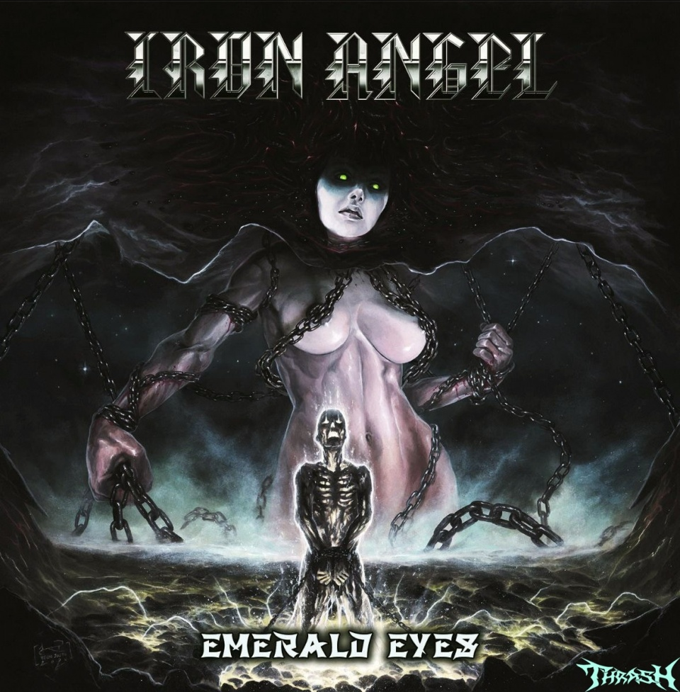 :de:   IRON ANGEL -  Emerald Eyes # 2020