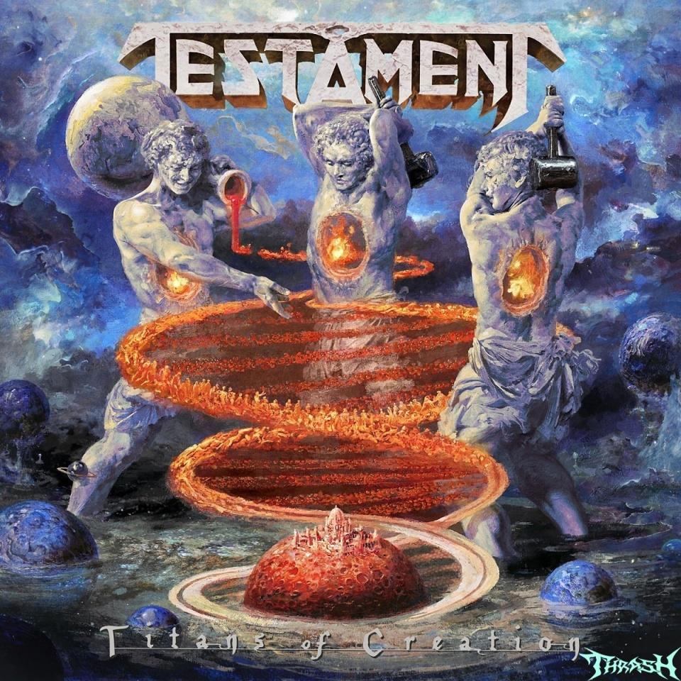 :us:   TESTAMENT - Titans Of Creation # 2020