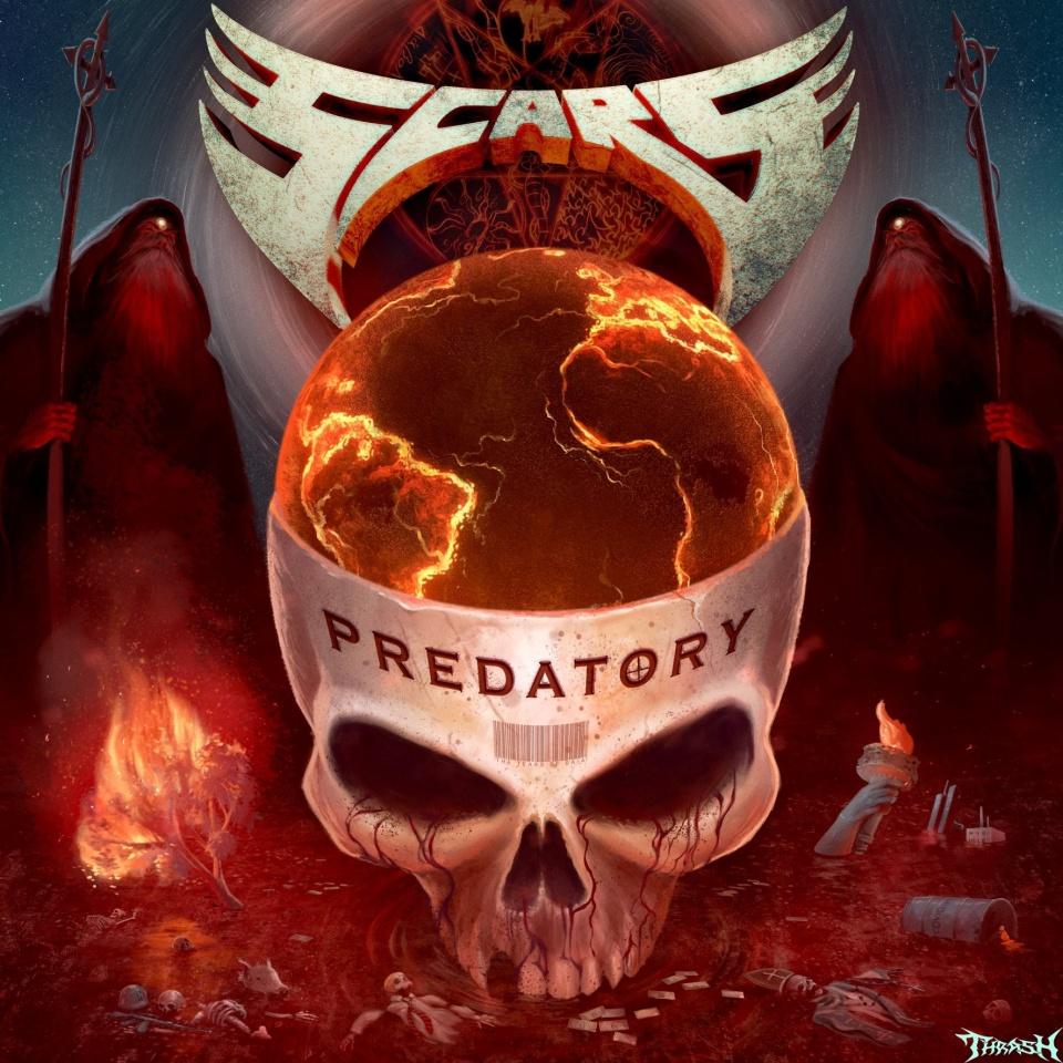 :flag-br:   SCARS - Predatory