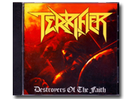 TERRIFIER - Destroyers Of The Faith