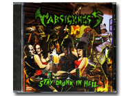 WARSICKNESS - Stay Drunk In Hell