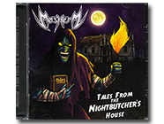 MOSHERZ - Tales From the Nightbutcher's House