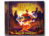 FREAKINGS - Rise Of Violence
