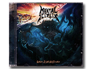 MORTAL SCEPTER - Where Light Suffocates