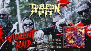 SKELETON PIT - Violent Raid (official video)