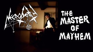 NECRODEATH - The Master of Mayhem (official video)