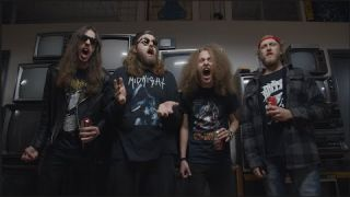 MORBID CROSS - Cease To Exist (Official Music Video)