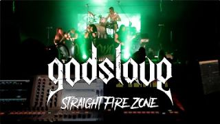 GODSLAVE - Straight Fire Zone - official music video