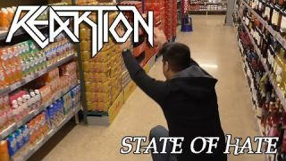 Reaktion - State of Hate (Official Studio Video)