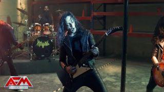 KRYPTOS - Force Of Danger - (2021) // Official Music Video // AFM Records