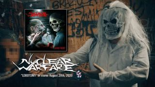 NUCLEAR WARFARE - Lobotomy (official video)