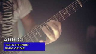 ADDICT - Rat's Friends (Official Music Video)