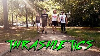 Ravager - Thrashletics (Out Of Hell) feat. Leif Jensen (OFFICIAL VIDEO)