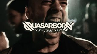 Quasarborn - Crash Course in Life (Official Video)