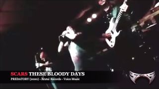 (VIDEO CLIP) SCARS - THESE BLOODY DAYS
