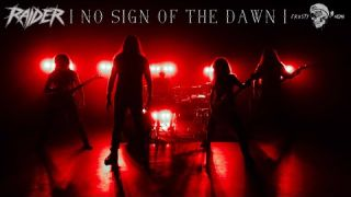 """RAIDER - """"No Sign of the Dawn"""" (Official Video)"""