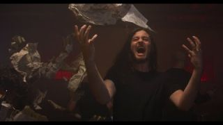 WARBRINGER - The Black Hand Reaches Out (Official Video) | Napalm Records