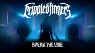 CRIPPLED FINGERS - BREAK THE LINE (Official Music Video)
