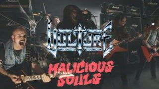 Vulture - Malicious Souls (OFFICIAL VIDEO)